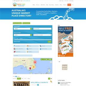 Markets Stalls Australia Online