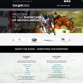 Showcase of Showjumping