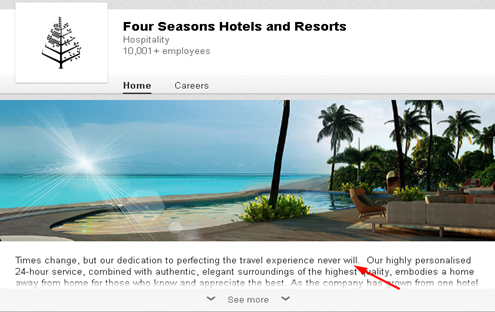 linkedin-page-four-seasons